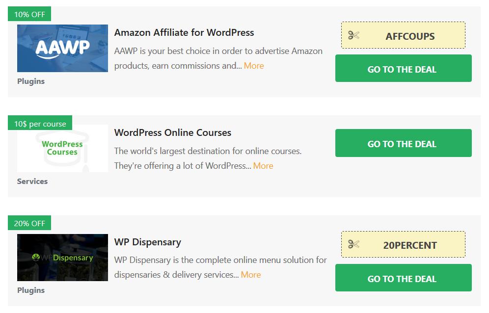 巧用这5个WordPress插件做WordPress网站流量变现插图(11)