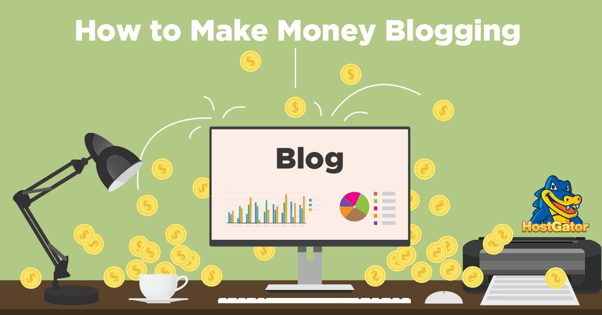 最常见的八种博客赚钱方式插图