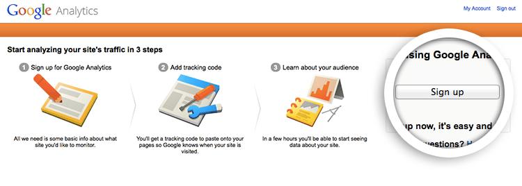 WordPress博客添加谷歌统计代码教程插图(2)