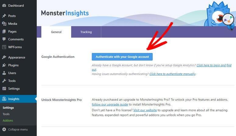 WordPress博客添加谷歌统计代码教程插图9