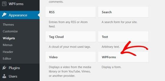 WordPress博客创建联系表单教程插图6