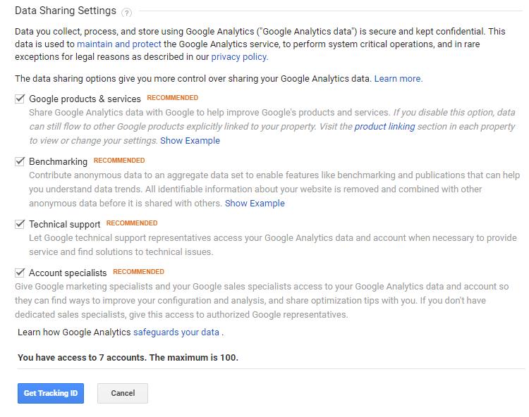 WordPress博客添加谷歌统计代码教程插图5
