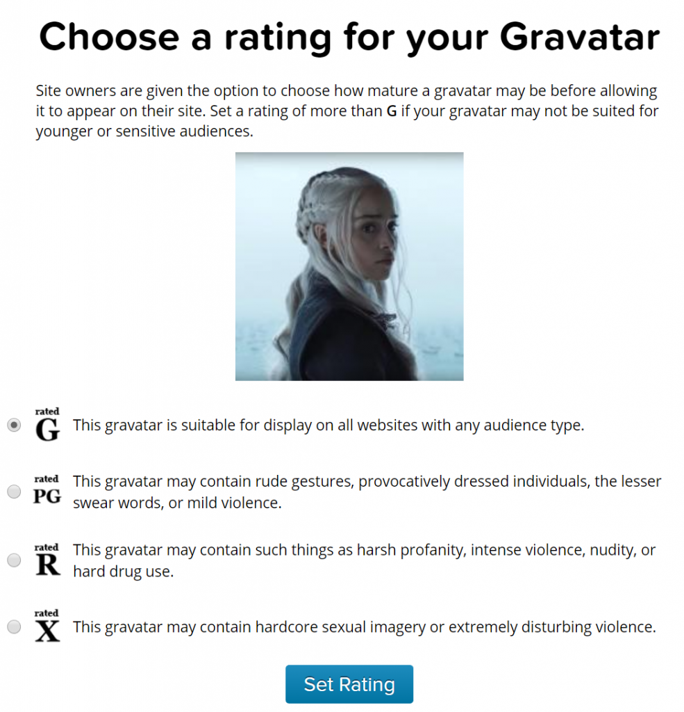 如何通过Gravatar设置WordPress博客头像插图(10)
