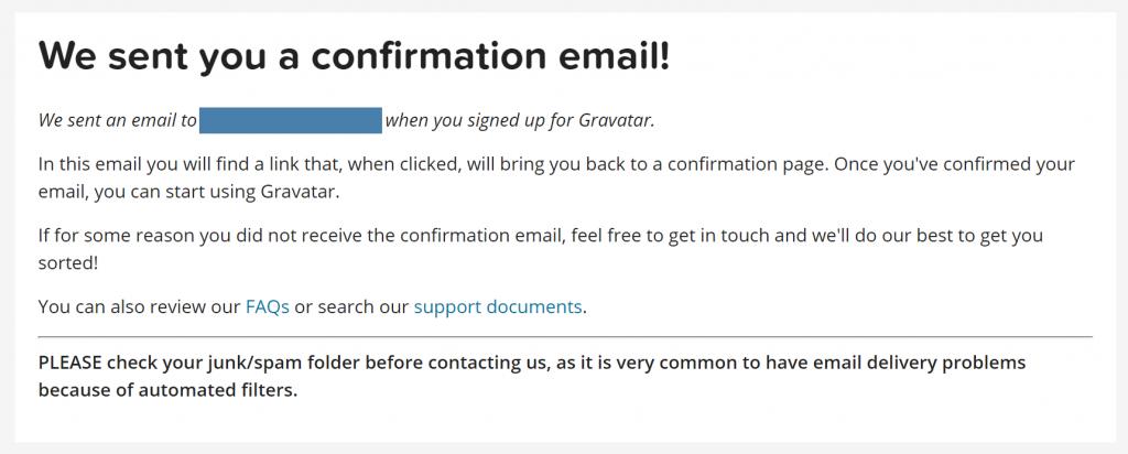 如何通过Gravatar设置WordPress博客头像插图(4)