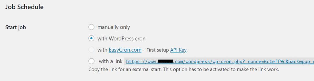 使用BackWPup插件备份WordPress教程插图7