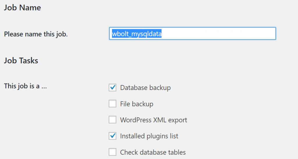 使用BackWPup插件备份WordPress教程插图15