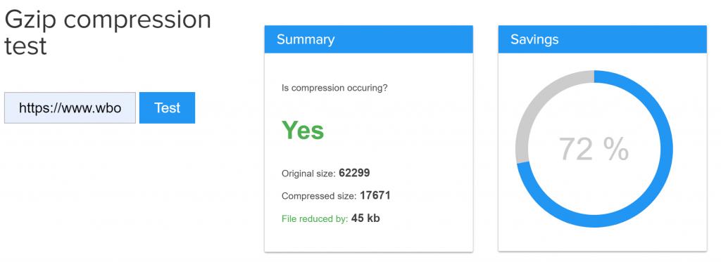 WordPress网站使用Gzip压缩提升网站加载速度教程插图