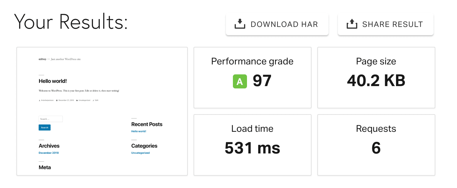 speed-test-not-cached