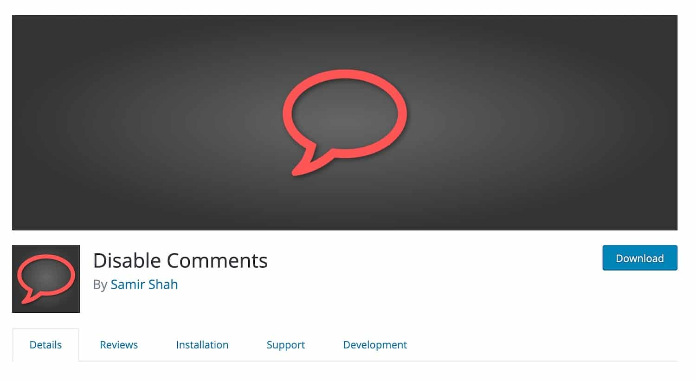 disable-comments-plugin