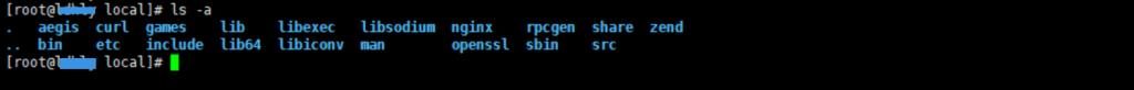 站长必藏:26个Linux服务器管理常用SSH命令行插图5