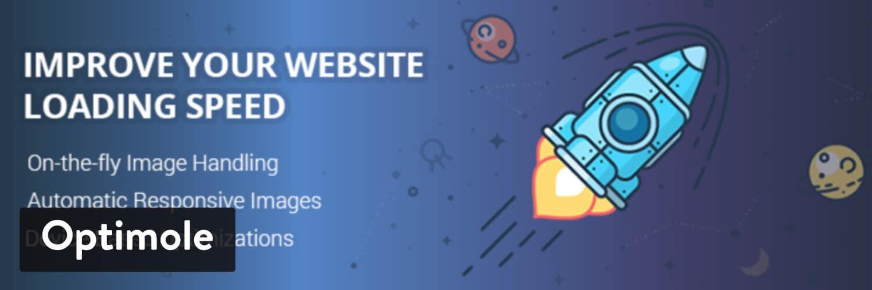 WordPress插件-Optimole