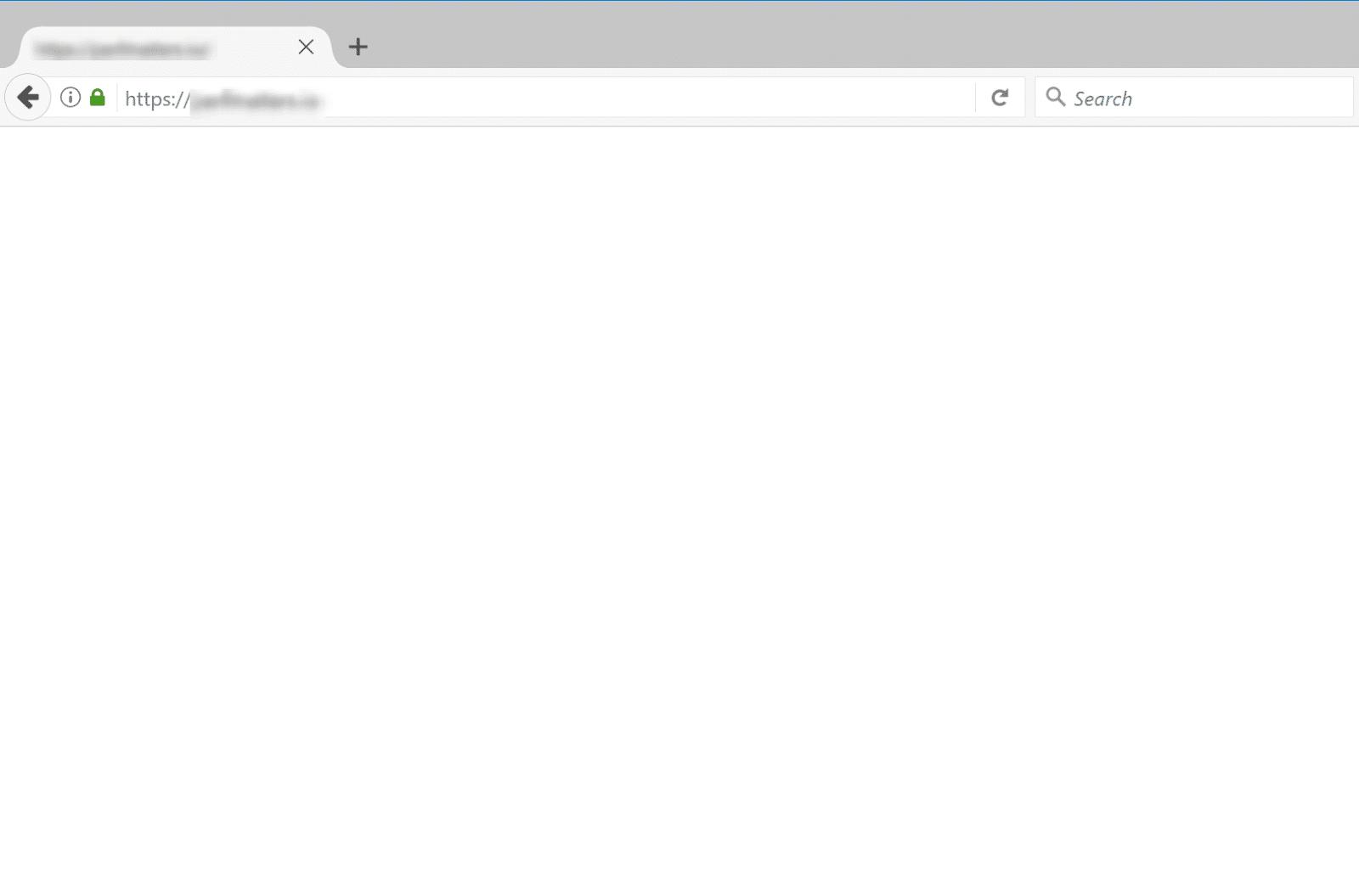 Firefox浏览器中的WordPress死亡白屏