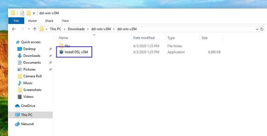 DesktopServer安装程序