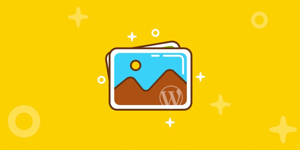 WordPress网站图片处理