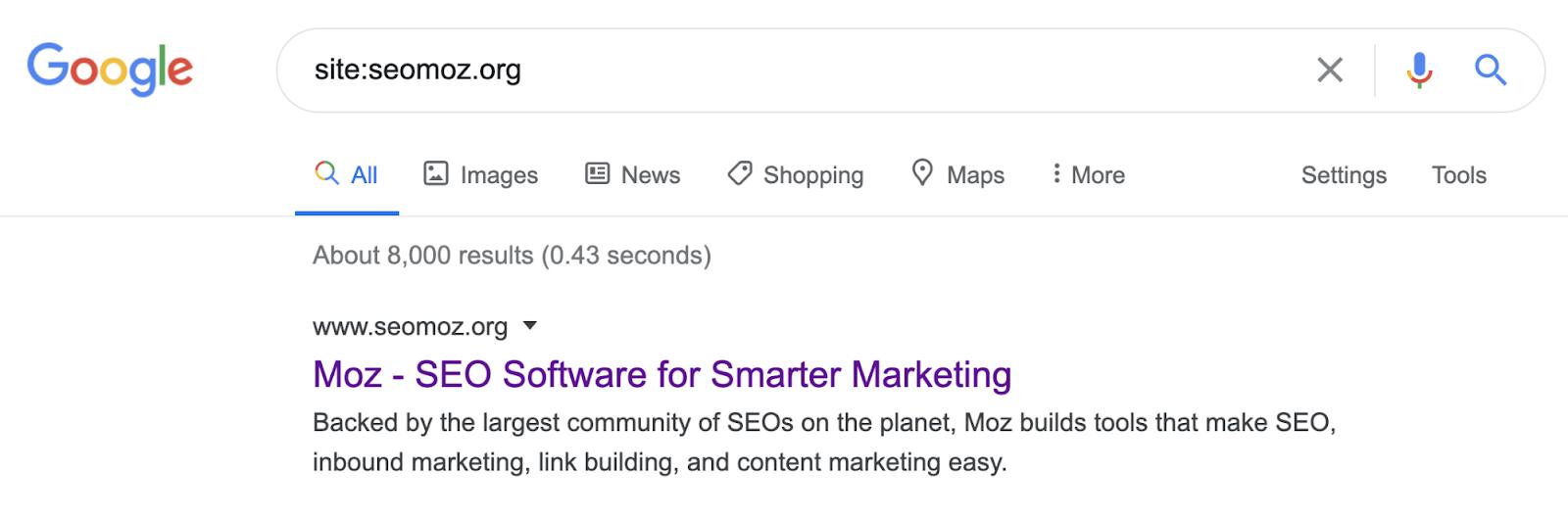 google搜索site命令