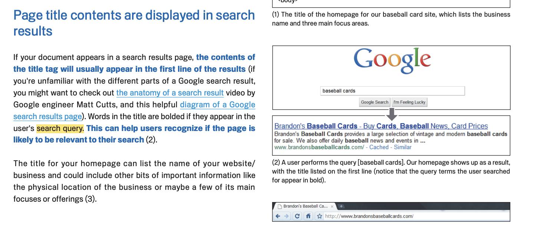 谷歌搜索引擎优化入门指南