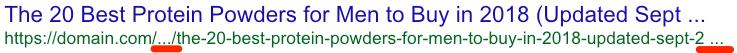 谷歌搜索引擎超长链接显示