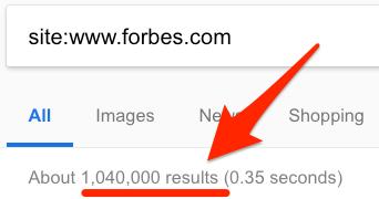 Google搜索www域名