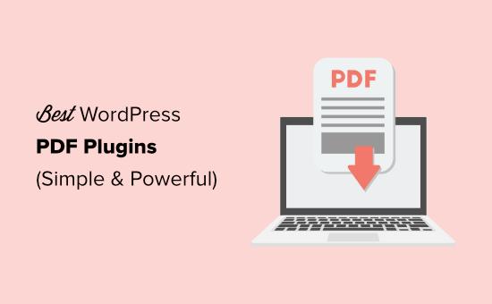 WordPress的最佳PDF插件