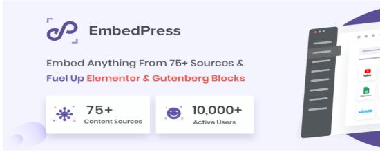 EmbedPress插件