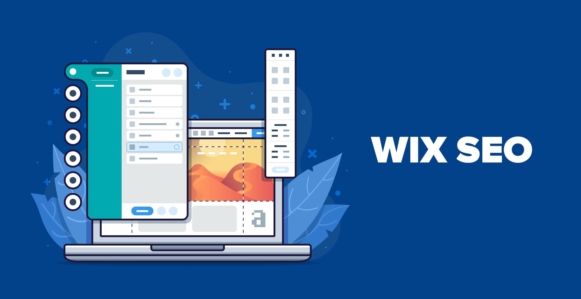 Wix SEO