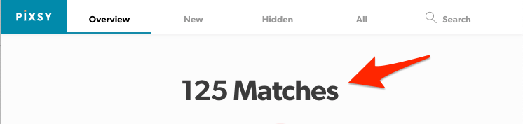 matches-pixsy