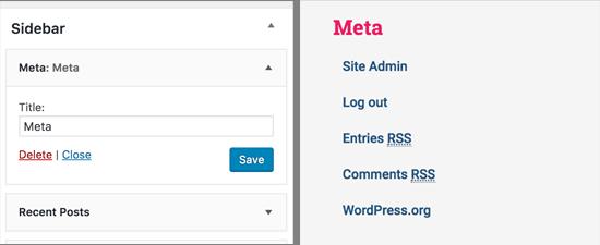 WordPress功能小工具