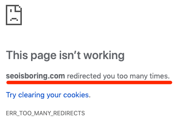 too-many-redirects