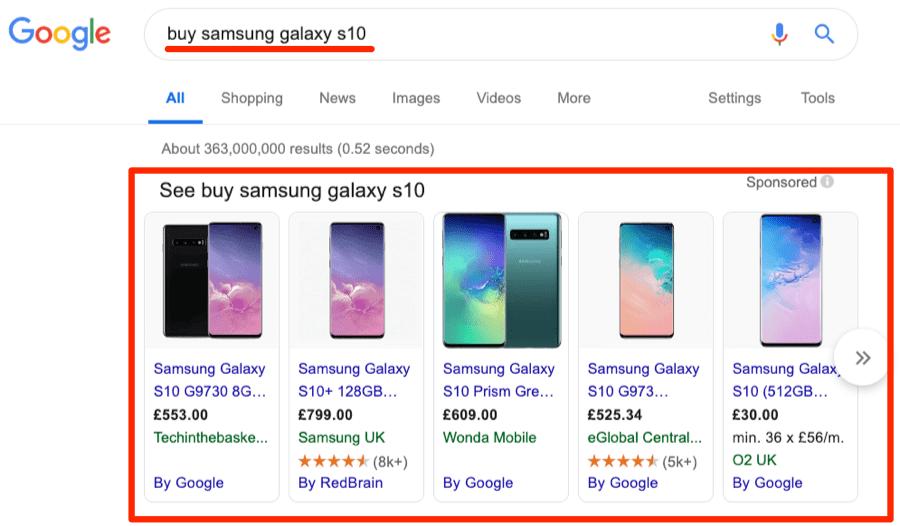 三星手机谷歌关键词结果