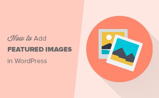 WordPress特色图像设置
