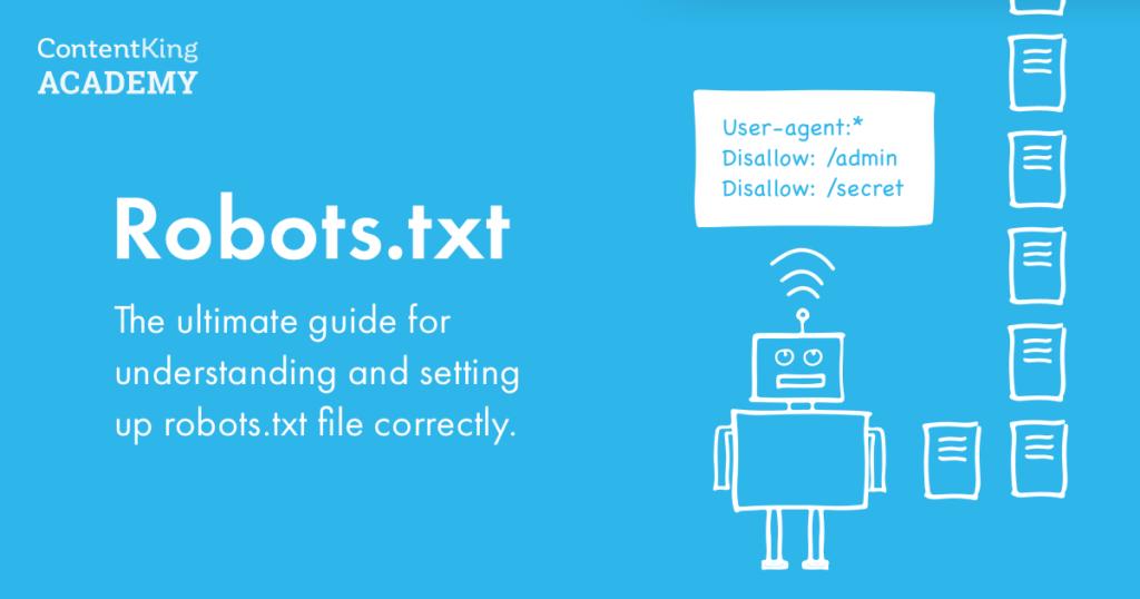 Robots.txt优化