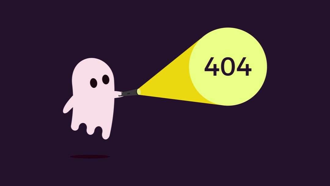 404错误页面插件