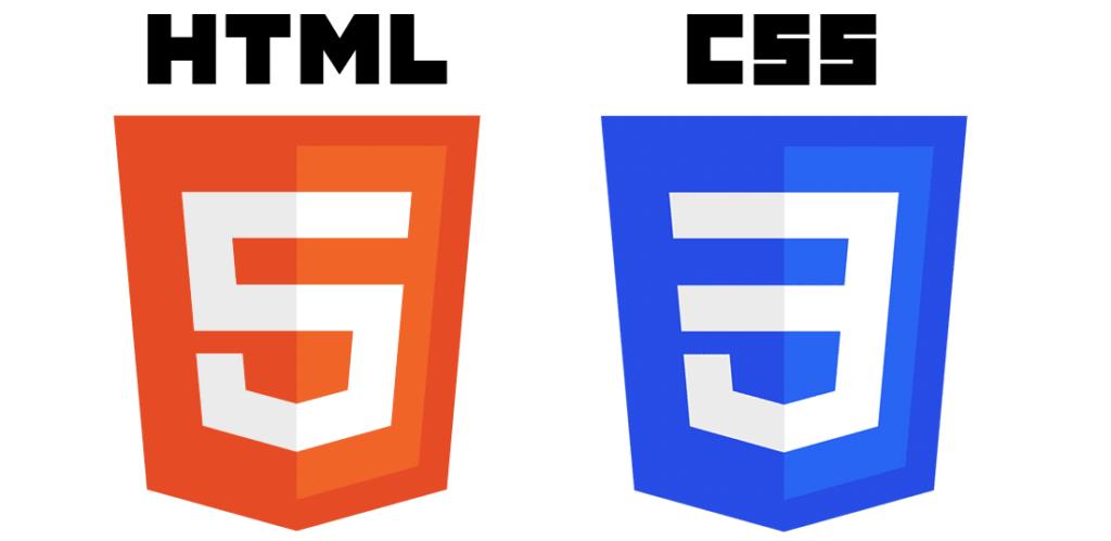 HTML5 & CSS3 Logo