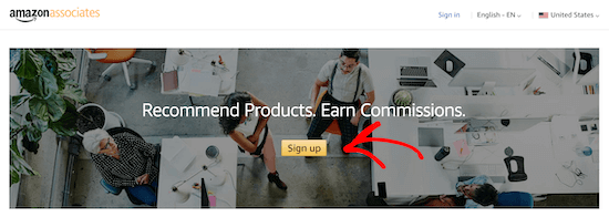 Amazon Associates计划