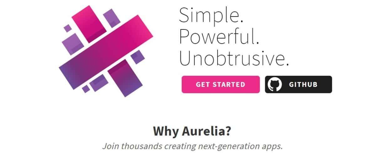 Aurelia框架