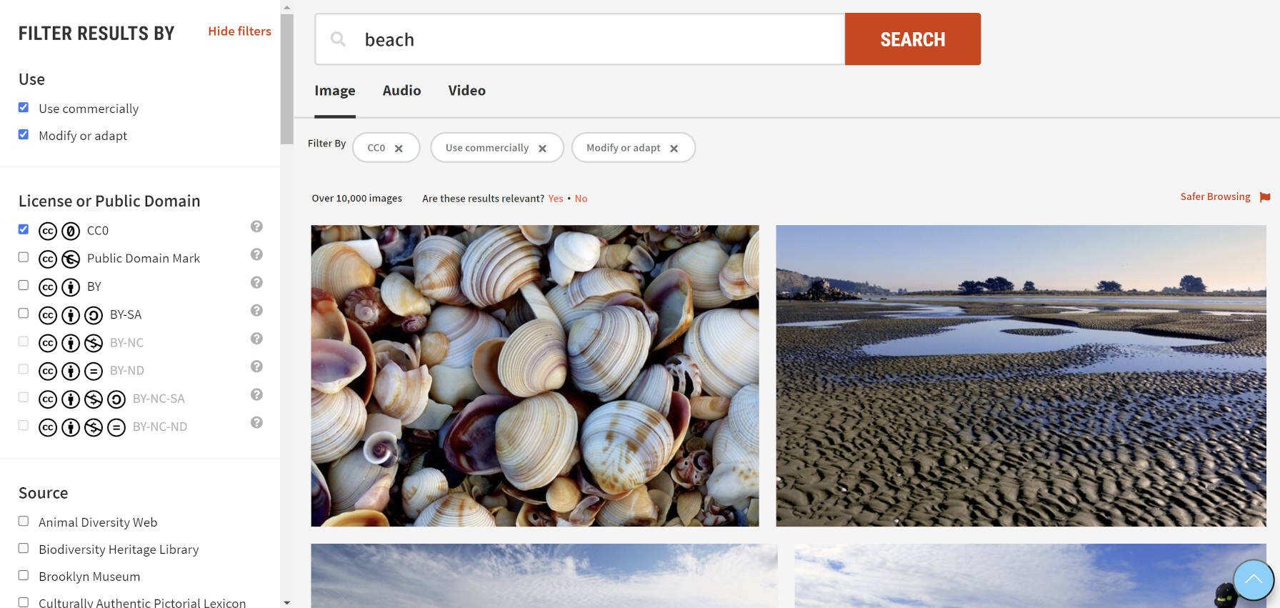 cc-search-beach