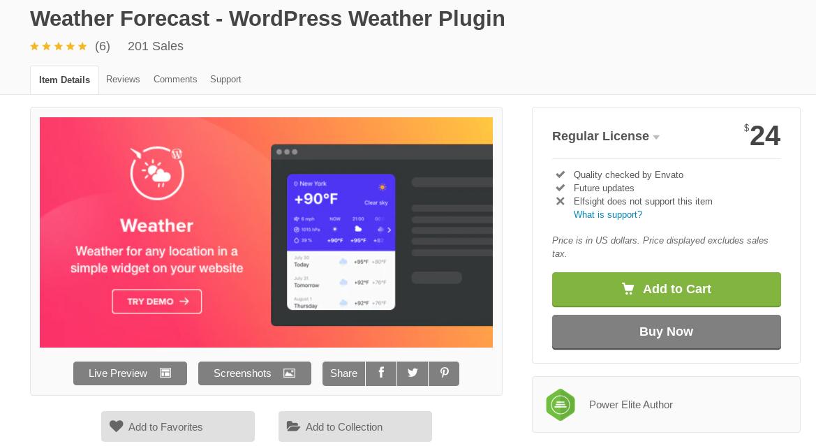 weather-forecast-plugin