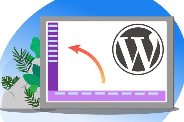 修复WordPress侧边栏错位移位问题