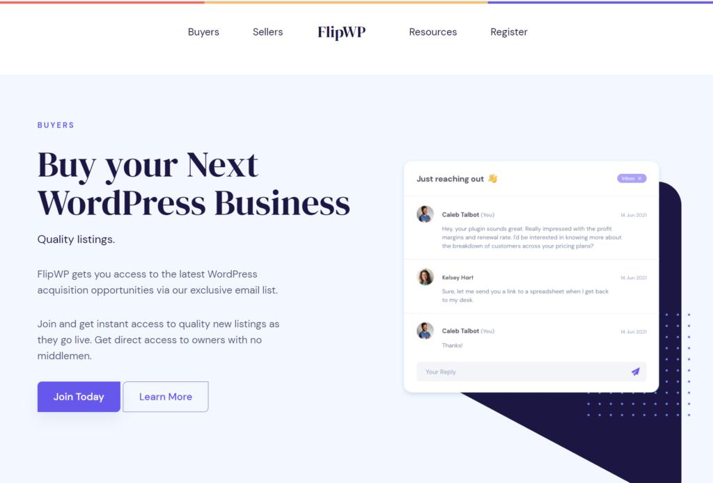 FlipWP官网