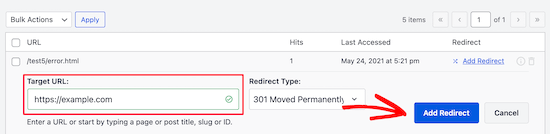 add-home-page-redirect