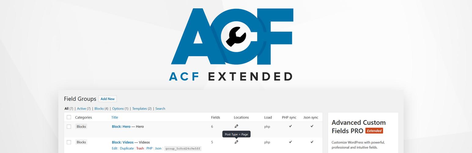 Advanced Custom Fields插件