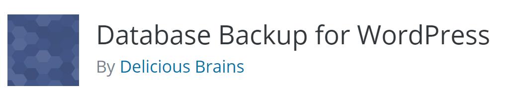 database-backup-wordpress