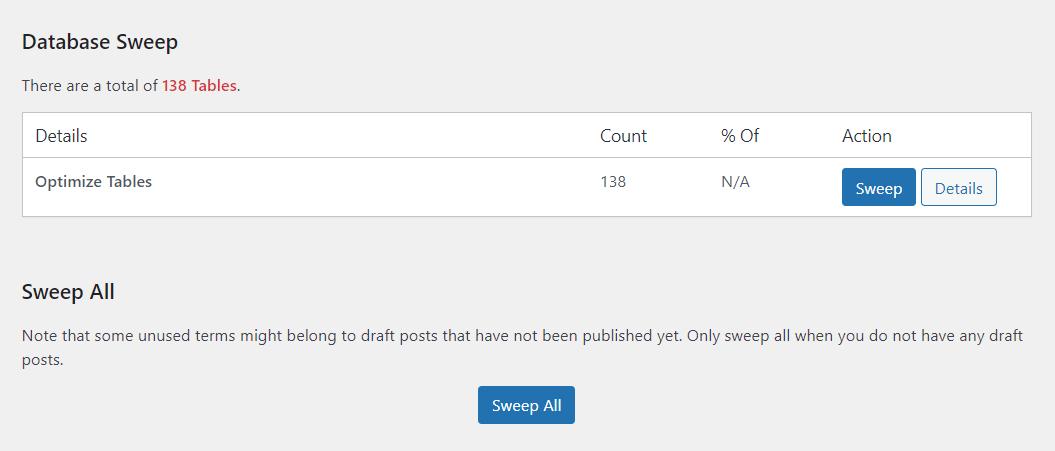full-database-sweep