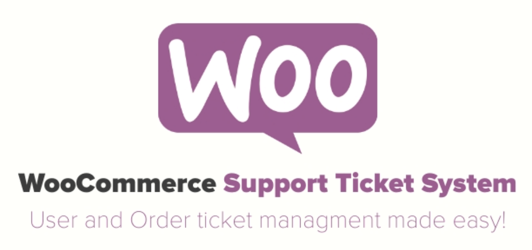 woocommerce-support-ticket-system