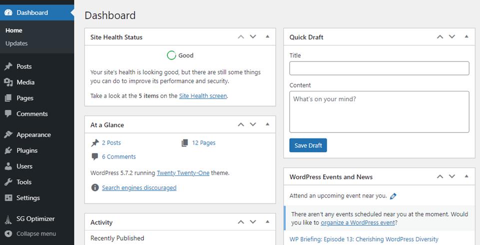 WordPress与GoDaddy网站搭建工具对比:应该如何选择-2