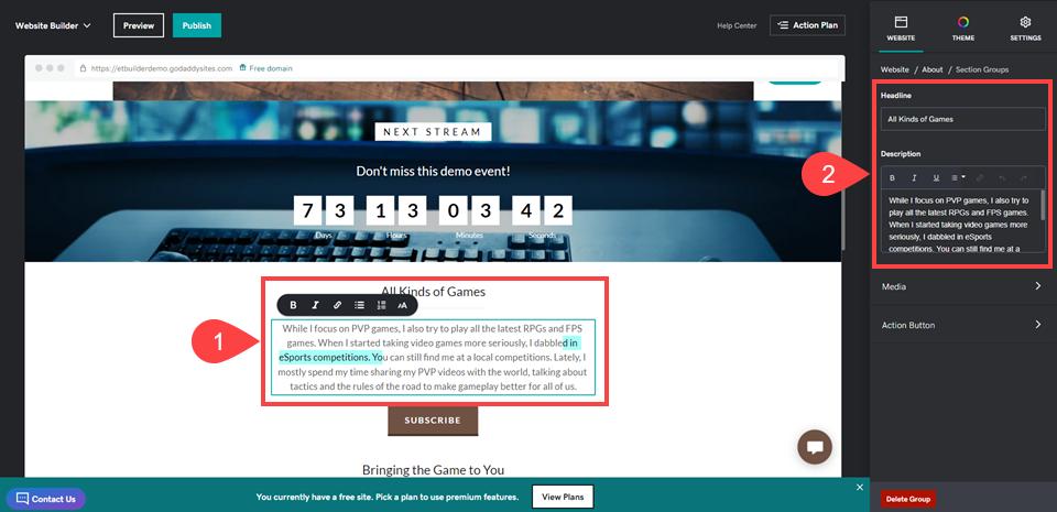 WordPress与GoDaddy网站搭建工具对比:应该如何选择-6