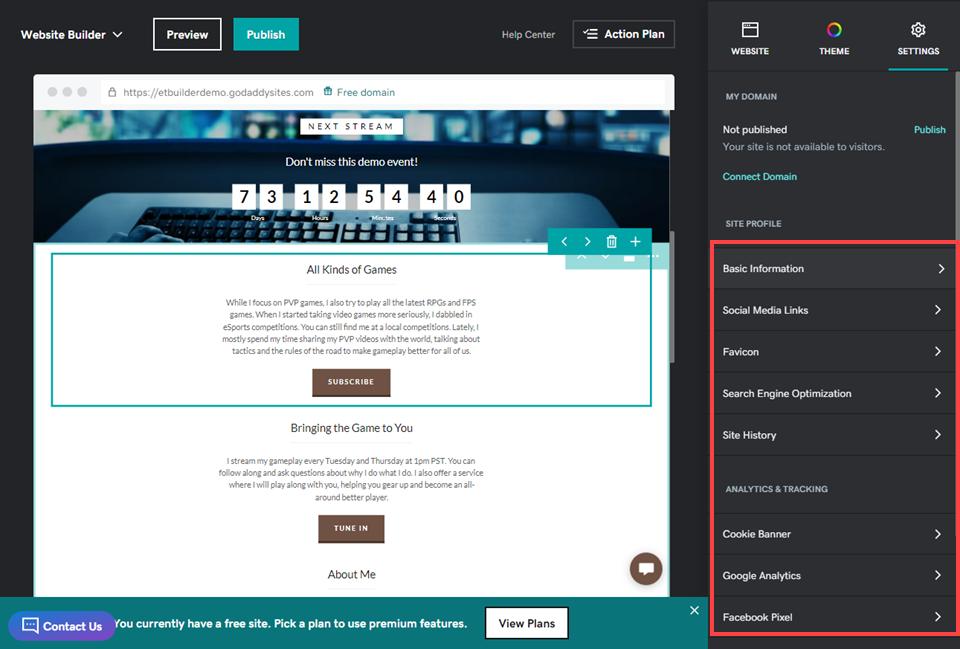 WordPress与GoDaddy网站搭建工具对比:应该如何选择-8