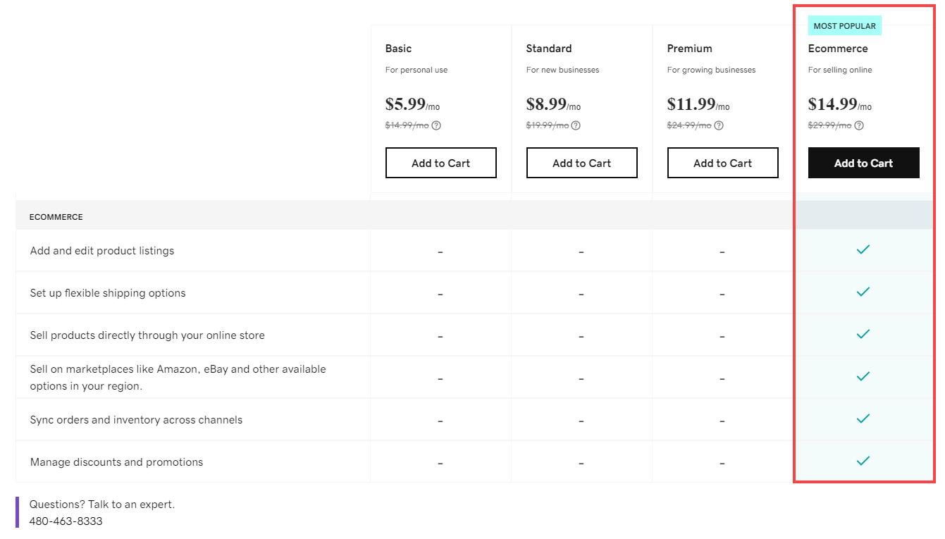WordPress与GoDaddy网站搭建工具对比:应该如何选择-12