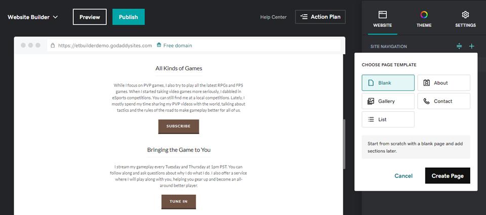 WordPress与GoDaddy网站搭建工具对比:应该如何选择-15