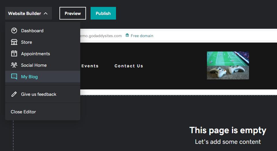 WordPress与GoDaddy网站搭建工具对比:应该如何选择-16
